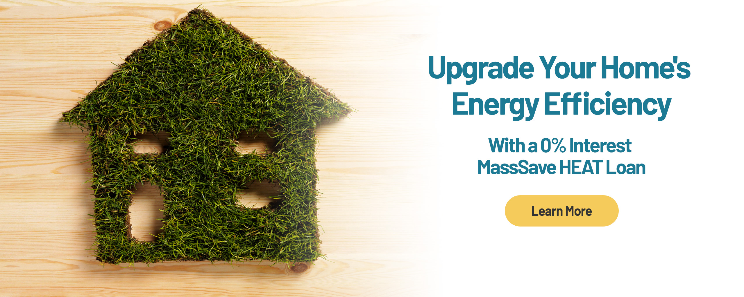 Upgrade your home's energy efficiency